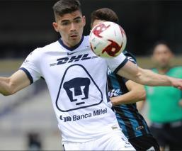 Defensa de Pumas pide honestidad a los jugadores en el tema coronavirus