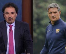 Hugo Sánchez asegura que salida de Míchel de Pumas fue por temas familiares