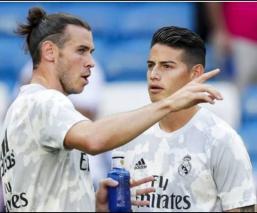 Ni James, ni Bale son convocados en el Real Madrid para la Champions
