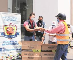 Operación Hormiga apoyó a músicos sin empleo a raíz de la pandemia, en el Edomex