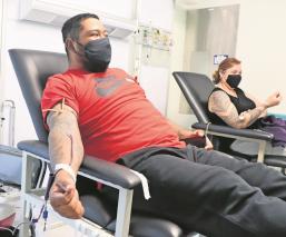 Pese a Covid-19, IMSS arranca campaña para donar sangre en el Edomex
