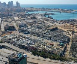 ¿Qué es el nitrato de amonio? El peligroso químico que causo la explosión en Beirut