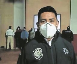 Seis hombres fueron  detenidos por tala ilegal de árboles en Metepec, Estado de México