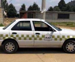 Ejecutan a taxista cuando chambeaba en Lerma, por presunto ajuste de cuentas