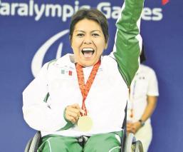 Paty Valle con la mira en Tokio 2020, ya está listo el calendario de Paralímpicos