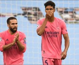 Rodrygo Goes habló tras la eliminación del Real Madrid de Champions League