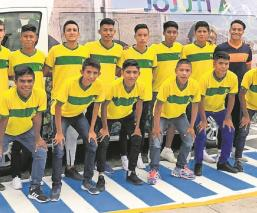 Alacranes de Panchimalco continuarán su preparación para tener un plantel más competitivo