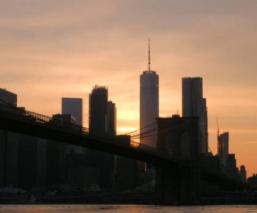 Apagón deja a Manhattan en la oscuridad
