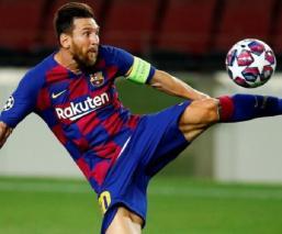 Barcelona avanza a Cuartos de Champions tras vencer al Napoli