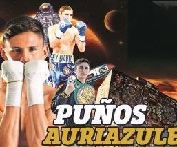 David Picasso, campeón juvenil del CMB sueña con igualar a Óscar de la Hoya