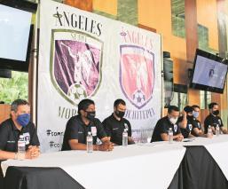 El proyecto futbolístico Ángeles Morelos proyectará a los talentos del balompié