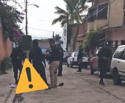 Motosicarios cazan y matan a 'El Panda' cuando caminaba por la calle, en Morelos