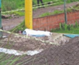 Papá lleva a su trabajo a hijo de 8 años y éste muere brutalmente aplastado, en Edomex