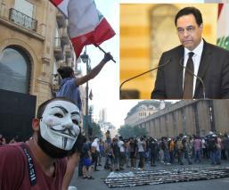 Renuncia gobierno en Líbano a seis días de mortal explosión en Beirut