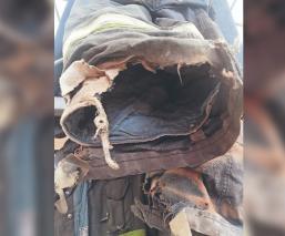 Bomberos del Edomex acusan explotación laboral y que les dan equipo de protección 'chafa'