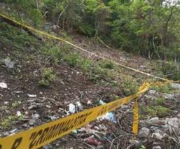 Encuentran cadáver envuelto y con narcomensaje, en calles de Morelos