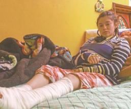 Muere joven al intentar escapar de un anexo pirata en Chiautempan, Tlaxcala