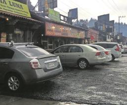 Restaurantes de 'La Marquesa' sufren por visitantes, su clientela está por debajo del 10  por ciento