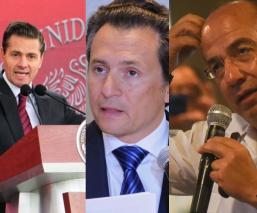 Calderón y Peña deben declarar ante la FGR tras denuncia de Emilio Lozoya, afirma AMLO