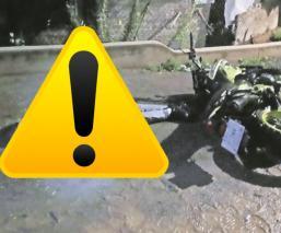 Joven motociclista es sorprendido por sus homicidas en Iztapalapa