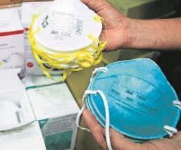 Fiscalía va por banda dedicada al robo de material de salud contra Covid-19 en la CDMX