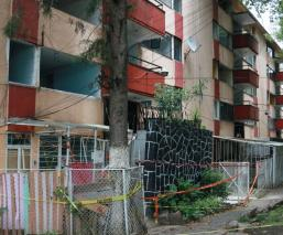 Sismo los sacó de sus viviendas y ladrones se aprovecharon, en la Gustavo A. Madero
