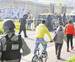 Encuentran cuerpos de hombres en bolsas en el Edomex, ambos tenían signos de violencia