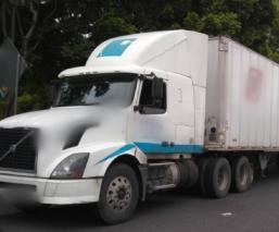Guardia Nacional frustra robo de cincuenta toneladas de abarrotes en Morelos