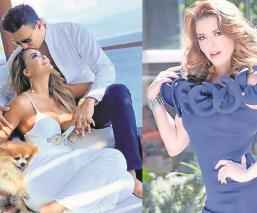 Alicia Machado le envía tremendo mensaje a Ninel Conde y le da con todo a Larry Ramos