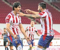 Jugadores de las Chivas son la base de la Selección Nacional