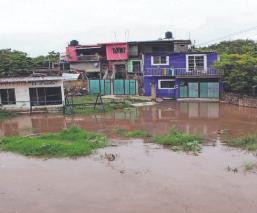 Lluvias se llevan por el drenaje patrimonio de Morelenses