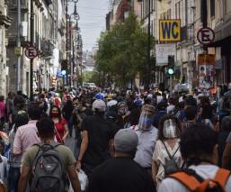 México rebasa las 73 mil muertes por Covid-19, reporta 81 mil casos sospechosos