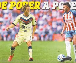 América y Guadalajara se miden hoy en la edición 237 del Clásico Nacional