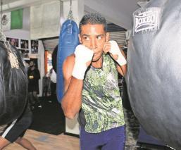 Boxeadores 'Guerreros Tlahuicas' realizan entrenamiento a puerta abierta en Morelos