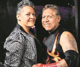 Romano García no volverá pronto al ring, pero sigue la batalla en otra trinchera
