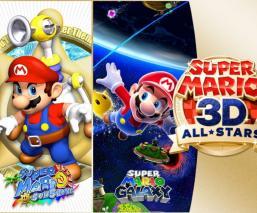 Super Mario 3D All Stars, conoce los clásicos que incluye esta colección