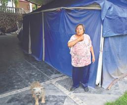 Damnificados del 19-S siguen en ruinas, al ser ignorados por autoridades de Morelos
