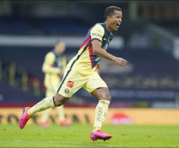 Giovani dos Santos anotó el del triunfo en el Azteca