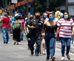 México reporta 73 mil 493 muertes por Covid-19 este domingo 20 de septiembre
