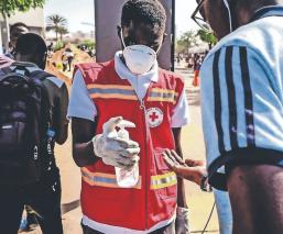 OMS apoya investigaciones en África de remedios naturales contra el Covid-19