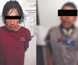 Pasajeros de transporte público aplacan a ladrones que querían asaltarlos, en Morelos