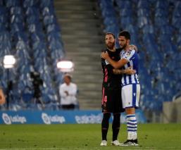 Real Madrid tuvo un insípido empate ante la Real Sociedad en el inicio de LaLiga