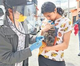 Con estrictas medidas sanitarias, arranca jornada de vacunación para mascotas en el Edomex