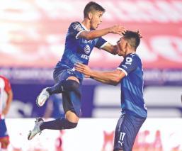 De cara al Clásico Regio, Monterrey vence al San Luis y espera mediarse a los Tigres