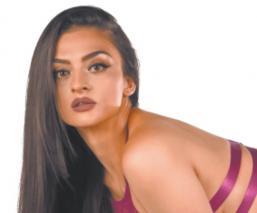 Lali Kama, la modelo ucraniana que usa su erotismo como lenguaje