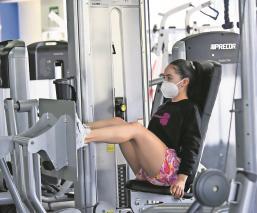 Reabren lo gyms en la CDMX, los socios ingresarán con cita y respetando la sana distancia
