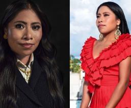 ¡Eso! Yalitza Aparicio es el rostro de una campaña de importante firma de moda