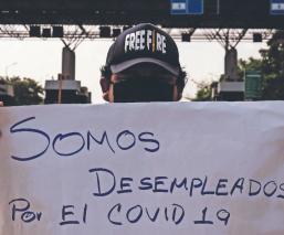 Durante la pandemia, se han perdido 218 mil 431 empleos formales en México