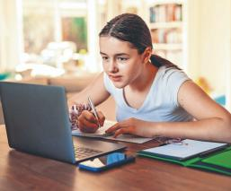 Tips para que aguantes tus clases a distancia