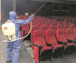 Cines en Morelos reabren sus puertas, operaran al 50 por ciento de su capacidad